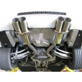 BMW E9X M3 Race  Exhaust by Gintani 